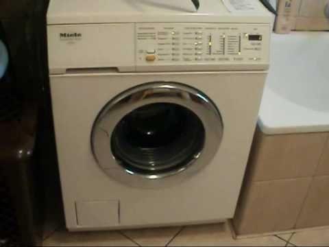 miele waschmaschine miele novotronic w 934 super how to. Black Bedroom Furniture Sets. Home Design Ideas