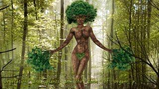 Vegan Plantenoid Extraterrestrials