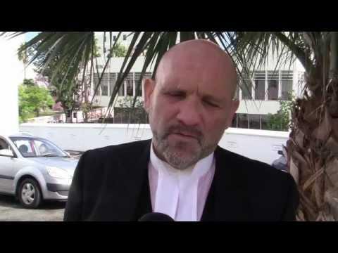Mark Pettingill On Pedophile Sentencing Bermuda December 13 2011