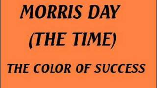 MORRIS DAY- THE COLOR OF SUCCESS
