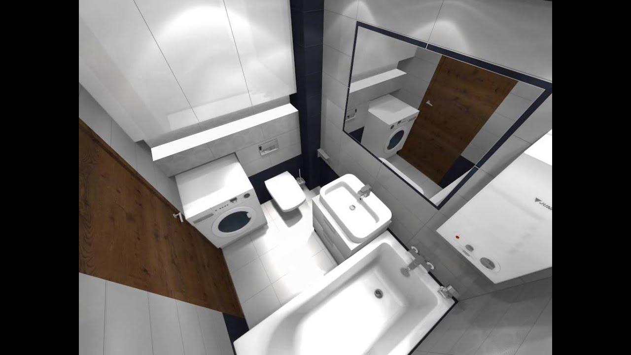 Aranżacja łazienki Opoczno Fusion Glazura Ekspert Salon łazienek