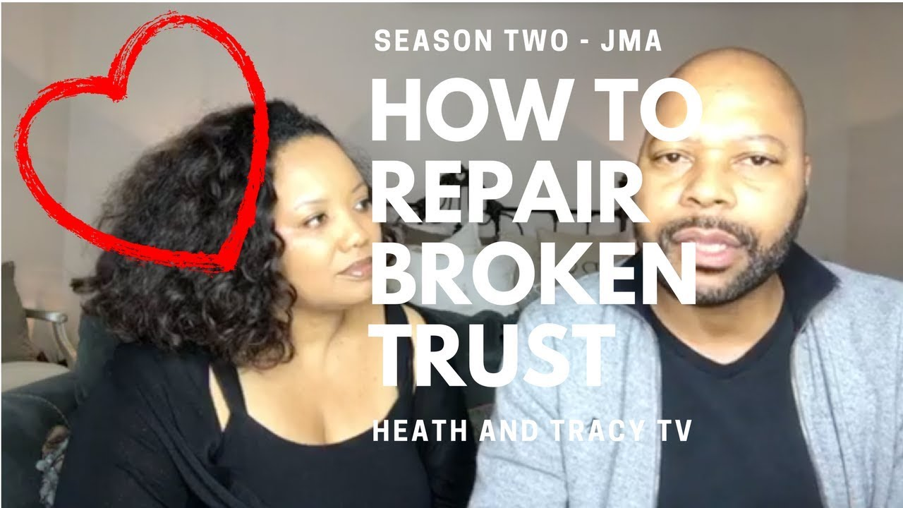 How do i rebuild trust in my relationship