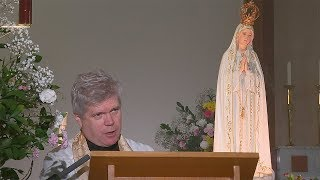 Mary in Advent Sermon by Fr Stewart Foster. A Day With Mary