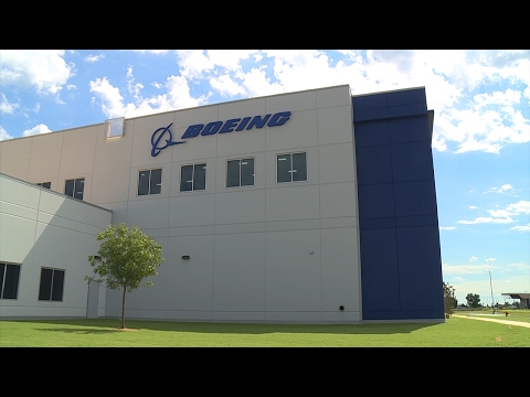 Boeing Boosts Oklahoma Economy