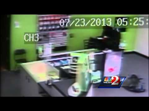 Robbed Orlando Cellphone Store Owner Recounts Violent Theft