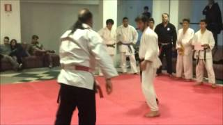 Jiu Jitsu Demonstration by master Gianni Leone