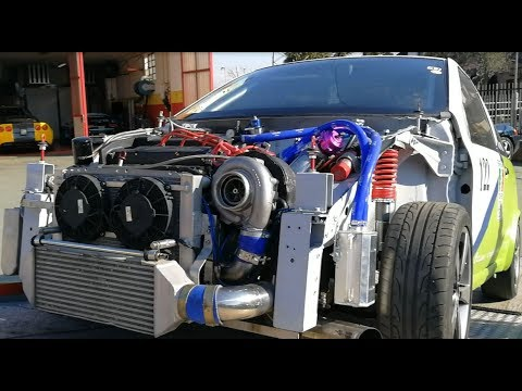Fiat Punto SX 2000 Turbo 16v 4X4 CARROZZERIA STAR -PROTOXIDE-
