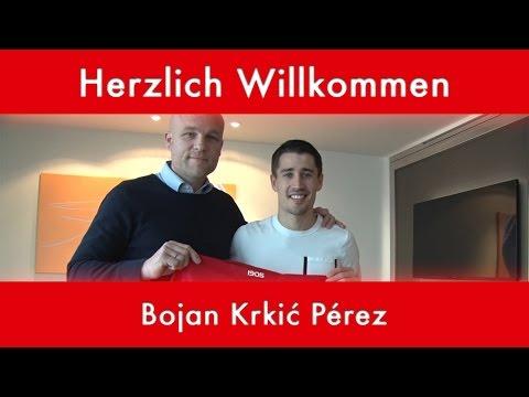 Neuverpflichtung | Bojan Krkić Pérez im Interview | 05er.tv | 1. FSV Mainz 05