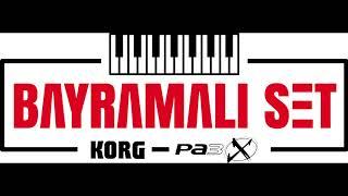 Turkish Set KORG PA 800 Bayramali Set© YK Oyun Havasi 2 Set WhatsApp Tel.No. 00491632469823