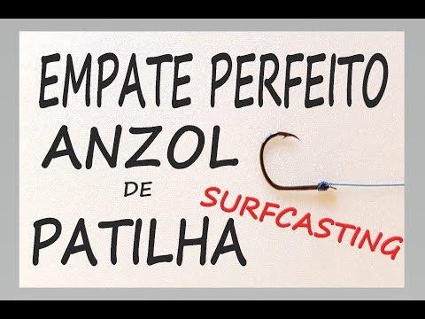 EMPATE PERFEITO ANZOL PATILHA-  NR SURFCASTING- PESCA DE PRA