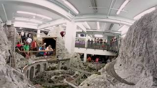 Miniaturwunderland Hamburg: Die Welt in klein - VR 360°-Video