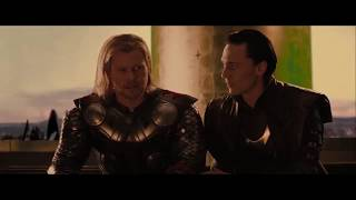 Thor Deleted Scenes | Loki and Thor Special | Chris Hemsworth and Tom Hiddleston, Part 1