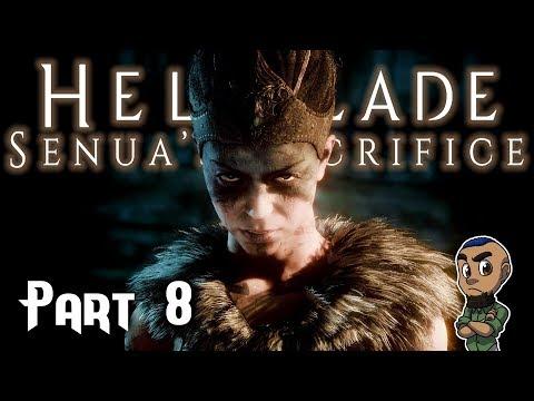 FACING THE DARKNESS | Hellblade: Senua's Sacrifice — Part 8 | Gameplay Walkthrough Playthrough PS4