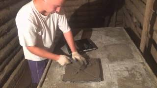 Тротуарная плитка. Как сделать тротуарную плитку своими руками.IDEA PRO.Flagstones(В этом видео мы расскажем Вам как делать тротуарную плитку методом вибролитья.!плитка своими руками! Реальн..., 2015-08-17T22:38:37.000Z)