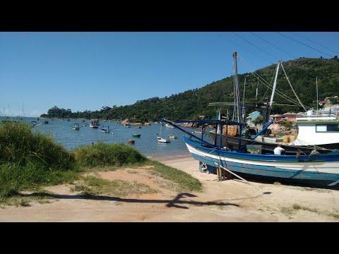 Governador Celso Ramos SC/Praia de Calheiros