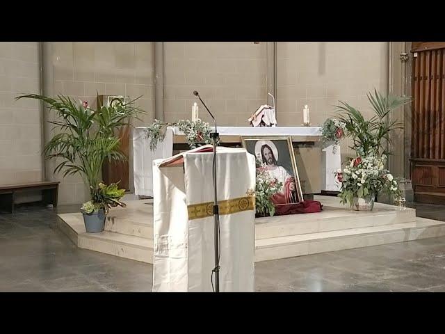 Misa Del Sagrado Corazón De Jesús - 18:30