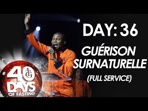 Pasteur Gregory Toussaint | 40-DAY FAST - DAY 36 | Guérison Surnaturelle