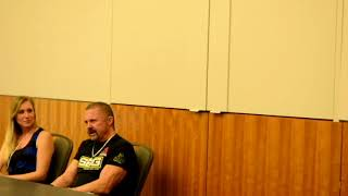 Q & A With Kane Hodder 2017 Frightmare In The Falls
