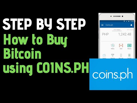 STEP BY STEP How to Buy Bitcoin and Altcoins using COINS.PH