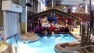 Kalahari Indoor and Outdoor Water Park