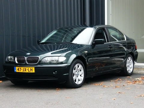 bmw e46 316i executive 2002 youtube. Black Bedroom Furniture Sets. Home Design Ideas