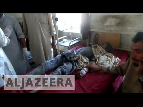 Pakistan: Suicide bomber kills dozens in Mohmand mosque