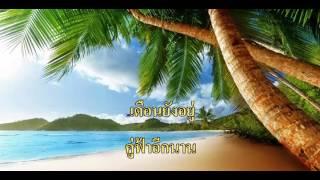 [เพลงประกวด]ทวงรักฝากลม - ใบเฟิร์น ไมค์ทองคำ[คาราโอเกะ HD]