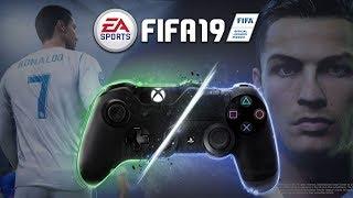 FIFA 19 irá juntar PS4, XBOX E PC no mesmo SERVIDOR?!