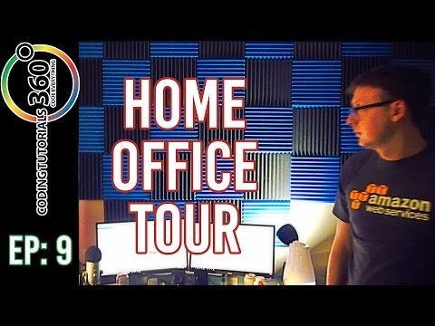Home Office Tour: Ask A Dev Ep. 9