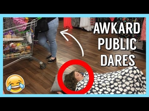 EXTREME PUBLIC DARES *GONE WRONG* (SO EMBARRASING!!)