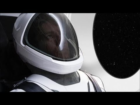 A Look At The SpaceX Spacesuit   Los Angeles Times