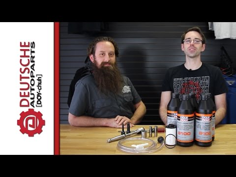 How to (DIY) Perform a DSG Service on a VW and Audi Transmission (DSG Service Kit)