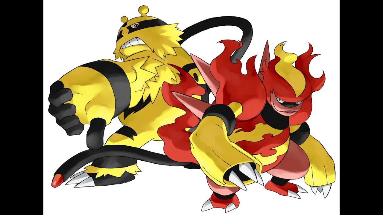 Pokémon TCG: Mazo Estándar - Magmortar/Electivire - YouTube