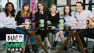 BUILD Brunch: September 11, Clea Shearer & Joanna Teplin Join The Table