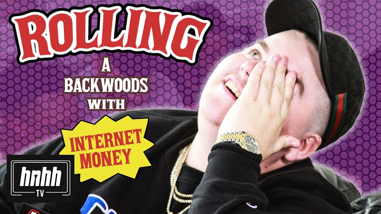 How to Roll a Backwoods with Taz Taylor's Internet Money (HNHH)