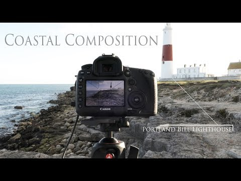 Landscape Photography - Improving Composition at Portland Bill Lighthouse