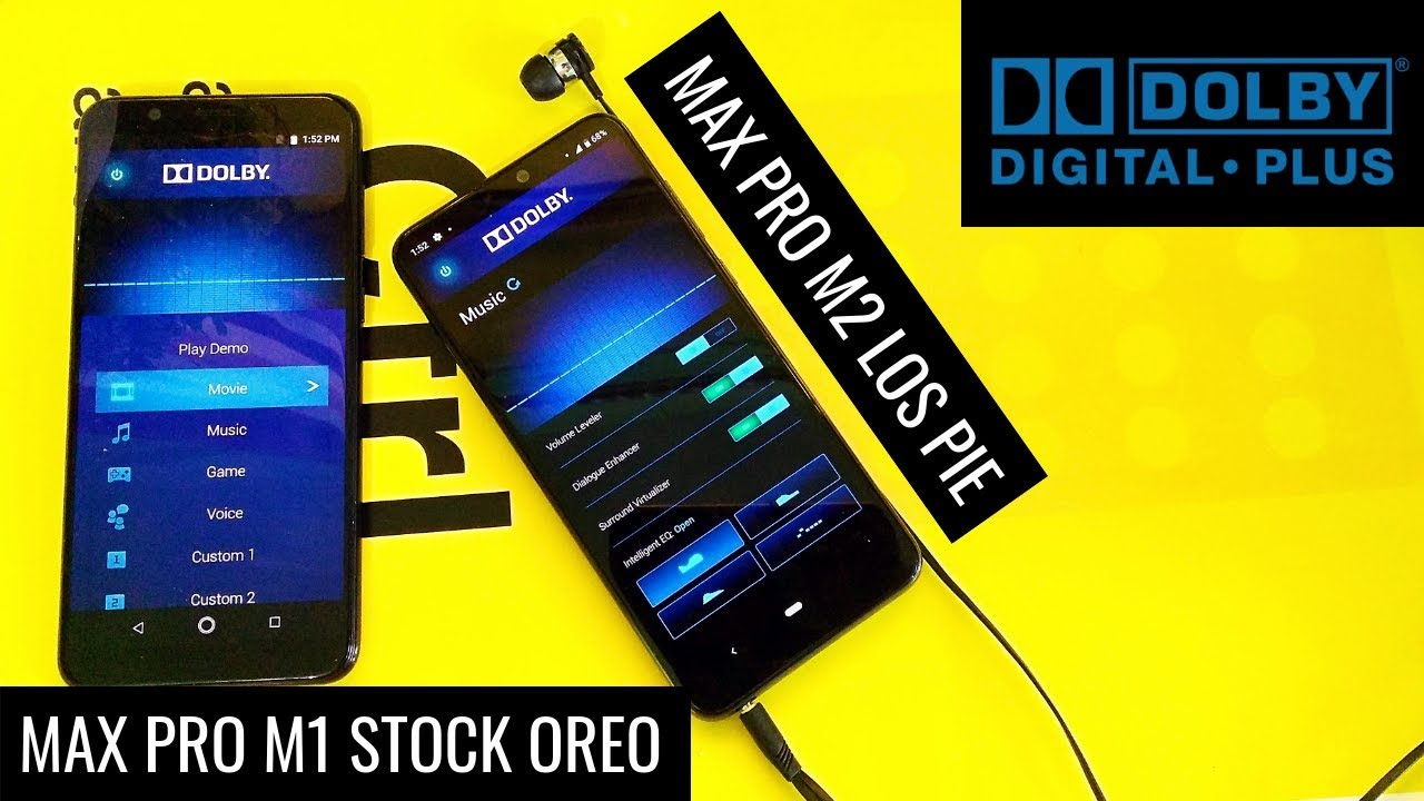 Dolby Digital Plus for any PIE and OREO ROMs - गज़ब Sound Quality (Magisk  Module)