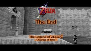 Legend of Zelda Ocarina of Time: Credits