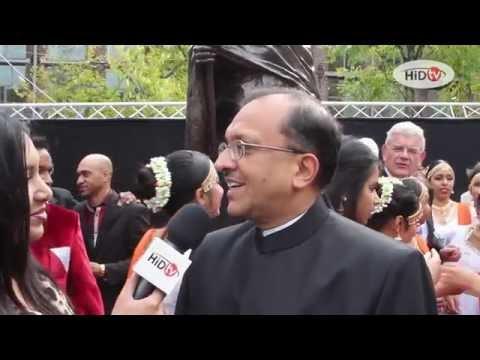 HiD TV Aflevering 29 - Gandhi beeld onthulling Utrecht / Gandhi Walk