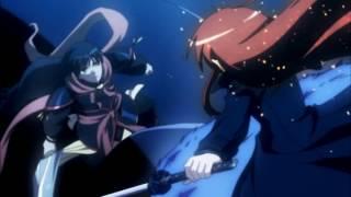 【shakugan no shana Ⅲ final】episode24 shana vs yuji 灼眼のシャナ 検索動画 6