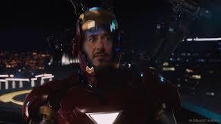 Тони Старк запускает дуговой реактор чистой энергии  Мстители