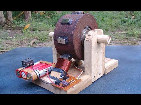 DIY Bedini Motor - Part2 - Cara Membuat Bedini Motor