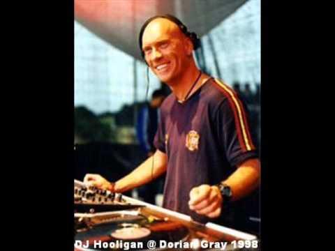 DJ Hooligan @ Dorian Gray, Frankfurt 20.11.1998