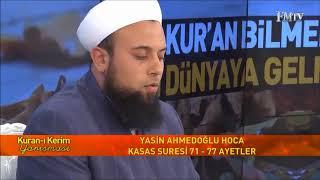 Kuran-ı Kerim Yarışması   Yasin Ahmedoğlu Hoca