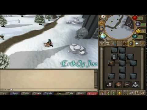 [WORKING] Runescape Glitch Guide: Sled Glitch REBORN ~ Bug Abuse ~ 2012
