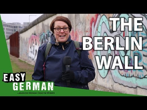The Berlin Wall | Super Easy German (102)