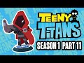 Teeny Titans season 1 episode 11, Defeating the Hooded Hood!!! He was the toy man all along