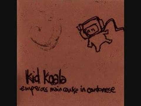 Kid Koala - Emperor's Main Course