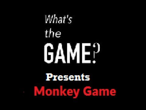 What's the Game Improv presents Monkey Game