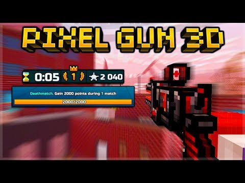 Pixel Gun 3D F2P I Finally Completed ALL Of The Hardest Challenges!